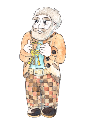 Kostelník Popleta